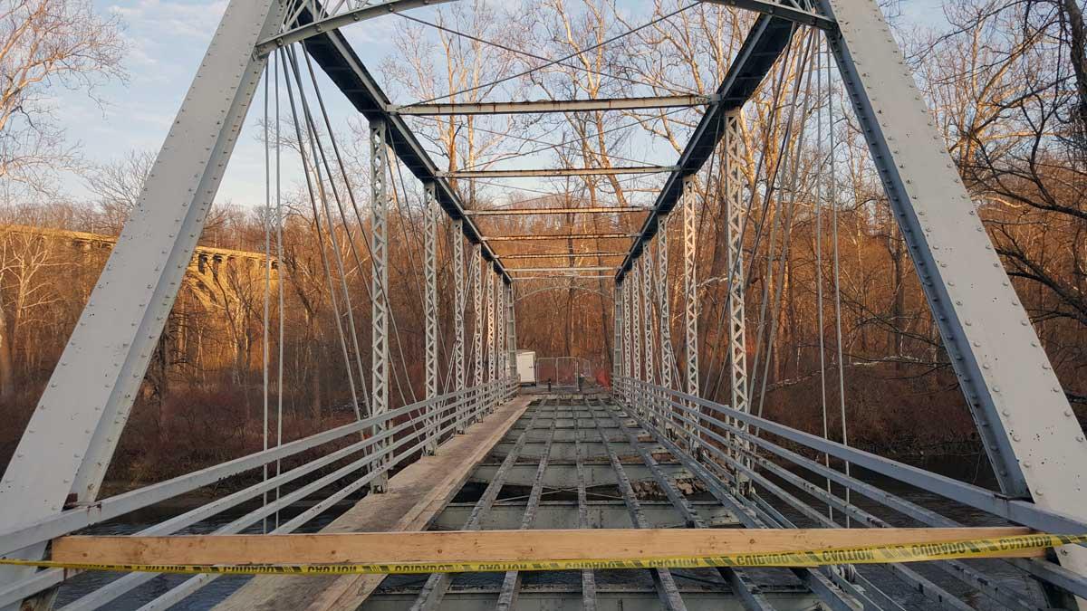 Station Road Bridge, CVNP